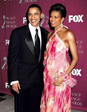 3. Barack ve Michelle Obama